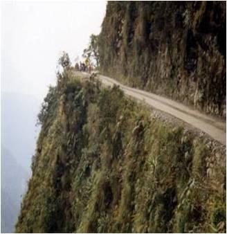طرق جبليه تفتح النفس للسياقه